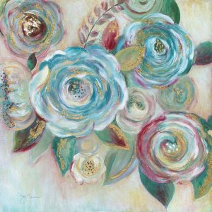 Jeweled Roses