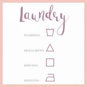 Laundry Codes
