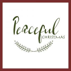 Peacefully Christmas