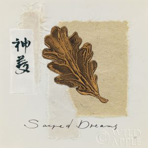 Bronze Leaf II Sacred Dreams