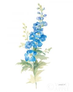 Floursack Florals on White VII