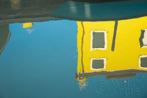 Reflections of Burano VIII