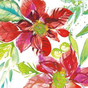 Poinsettia Pretty I