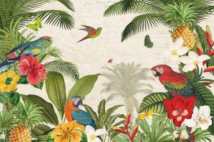 Parrot Paradise I