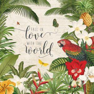 Parrot Paradise V