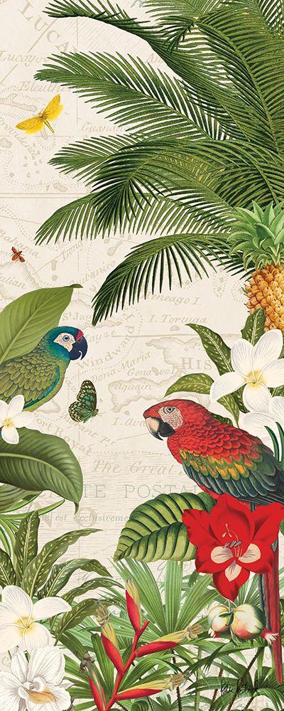 Parrot Paradise VII