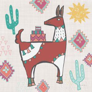 Playful Llamas IV