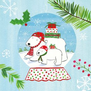 Snow Globe Animals II