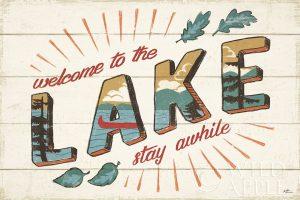Vintage Lake I