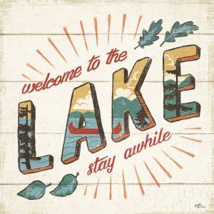 Vintage Lake II