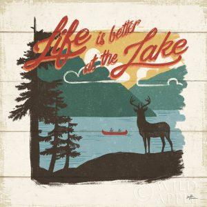 Vintage Lake IV