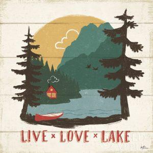 Vintage Lake VII