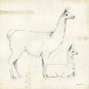 Llama Land IX