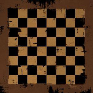 Old Checkers Board