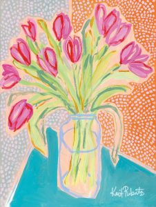 Tulips for Corie