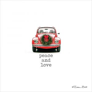 Peace and Love Christmas