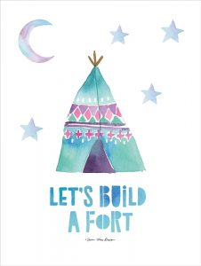 Lets  Build a Fort